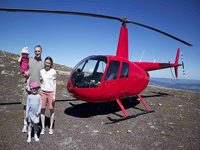 Helicopter Tours in Rochester in  New York