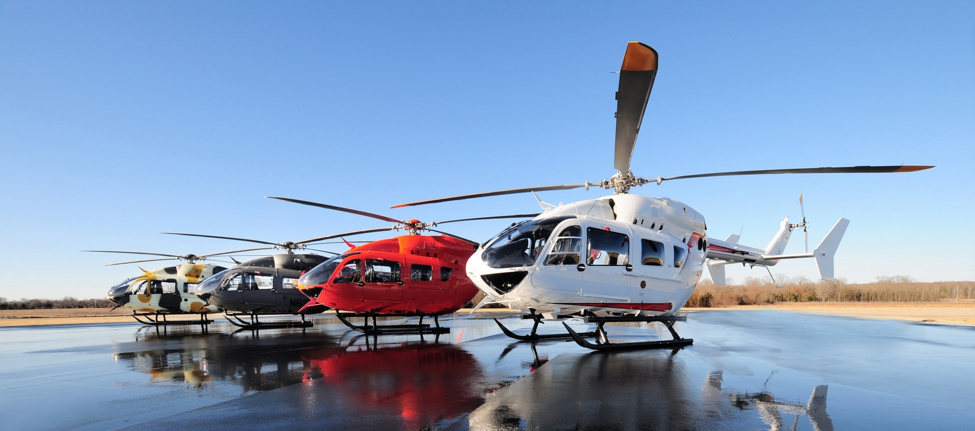 Rochester Helicopter Charter New York